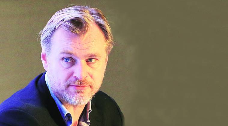 Filmmaker Christopher Nolan