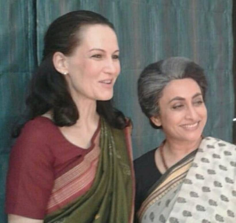 sonia gandhi in the accidental prime minister