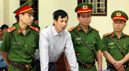 Two more activists jailed in Vietnam amid widening dissentcrackdown