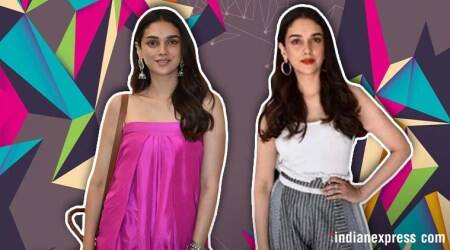 'Daas Dev' promotions: Aditi Rao Hydari shows different ways to stay fashionable and comfortable this summer