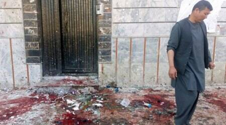 Kabul: Suicide bomber strikes in Afghanistan capital, 48 killed