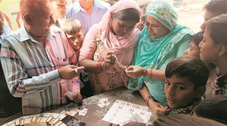 Solving Problems Of Ahmedabad City's Slum Residents — By Rolling The Dice