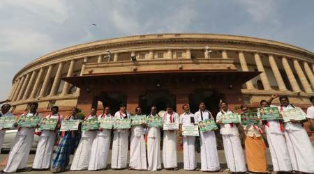 Monsoon Session: AIADMK says Centre not treating states impartially