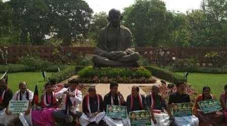 Day 20: Lok Sabha adjourned; Rajya Sabha Chairman calls protests 'murder of democracy'