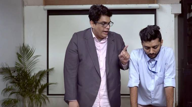 If bosses become parents, honest boss video, funny corporate video, funny stand up comedy about workplace, viral video on social media, best AIB story, best AIB video, indian express, trending news