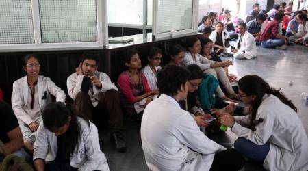 AIIMS resident doctors continue strike for third day, routine surgeries remain cancelled