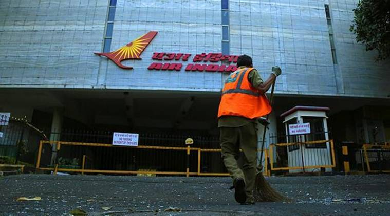 Air India suspends senior officer