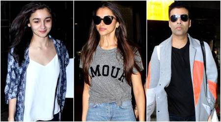Deepika Padukone, Alia Bhatt, Karan Johar: Best airport looks of the week (Apr 15- Apr 21)