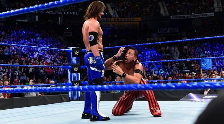 AJ Styles In Tag Action, WrestleMania Hype, More