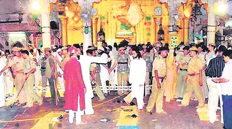 Among acquitted in Mecca Masjid blast: RSS leader convicted in Ajmer blast last year