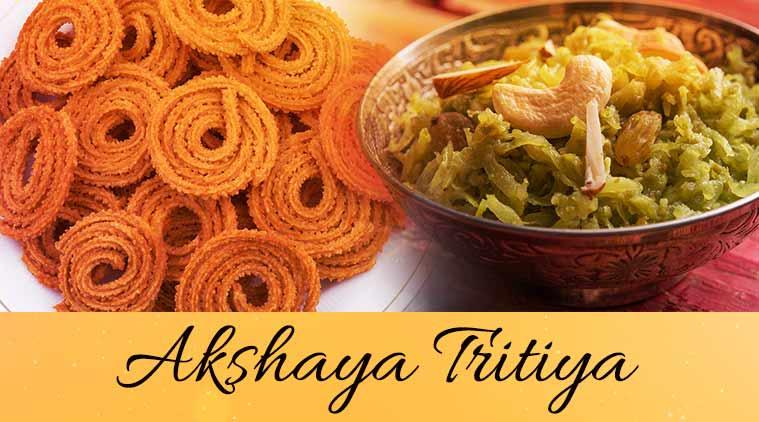 Akshaya Tritiya 2018, Akshaya Tritiya food recipes, Akshaya Tritiya special recipes, Marathi recipes
