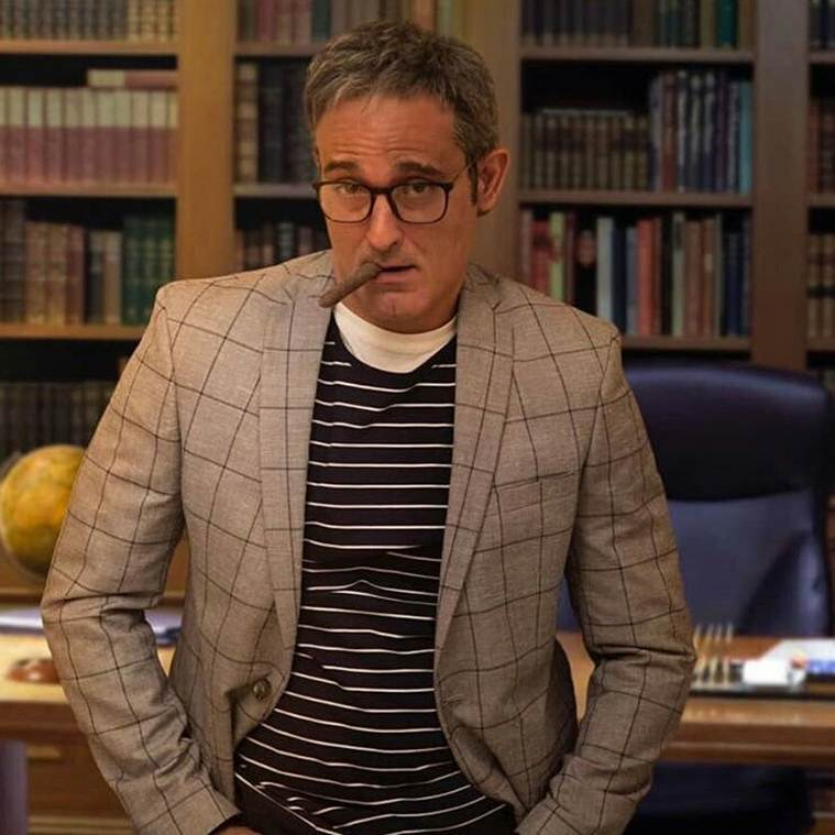 Akshaye Khanna in accidental prime minister