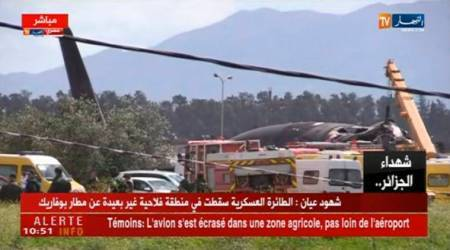 Alegria plane crash: Timeline of aircraft accidents in2018
