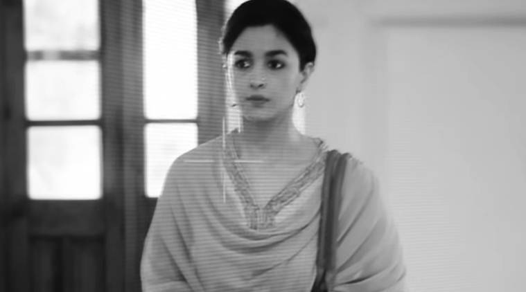 Alia Bhatt getting into the skin of her character for 'Raazi'