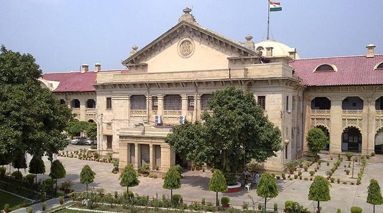 Allahabad high court, handwritten medical report, printed medical report, doctors handwriting, allahabad news, indian express