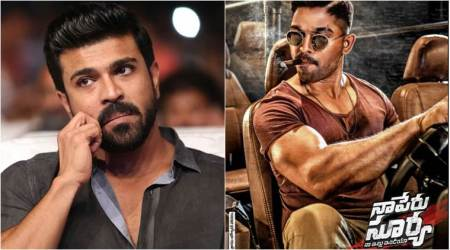 Ram Charan Teja to attend Allu Arjun's Naa Peru Surya, Naa Illu India event in Hyderabad