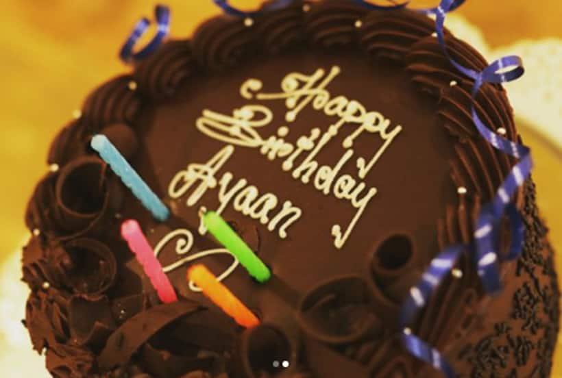 Allu Arjun, wife Sneha Reddy celebrate son Ayaan's Birthday