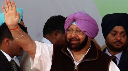 Punjab CM Amarinder Singh asks Centre to stop flow of river water to Pakistan