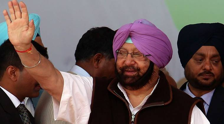 Punjab government to firm up water conservation plan, Punjab CM Amarinder Singh, Amarinder Singh