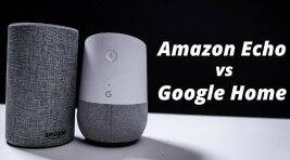 Amazon Echo vs Google Home? We test the smart speakers