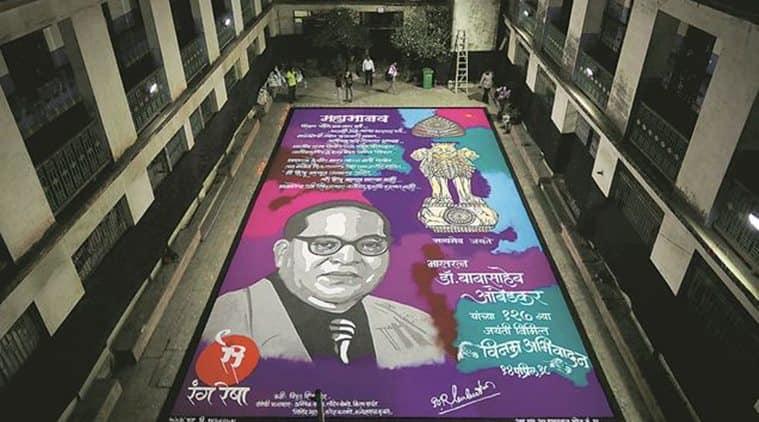 Ambedkar birth anniversary, maharashtra ambedkar, ambedkar memorial, maharashtra govt, devendra fadnavis, indul mill, mumbai city news, ambedkar jayanti