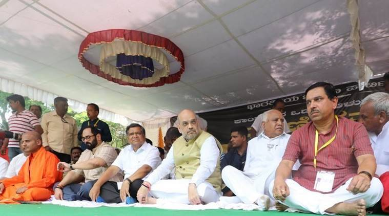 Amit Shah pacifies allies, shakes up party leaders during UP visit