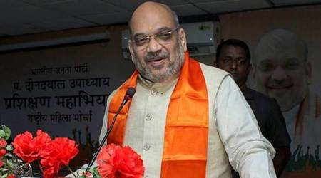 Rahul questioning Modi on four years; what did Congress do for masses in 50, asks Amit Shah