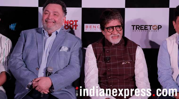 Rishi Kapoor feels proud to work with Amitabh Bachchan for 44 years