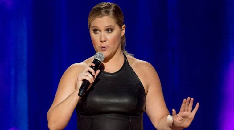 amy schumer recently revealed that she was raped by her boyfriend while she was asleep