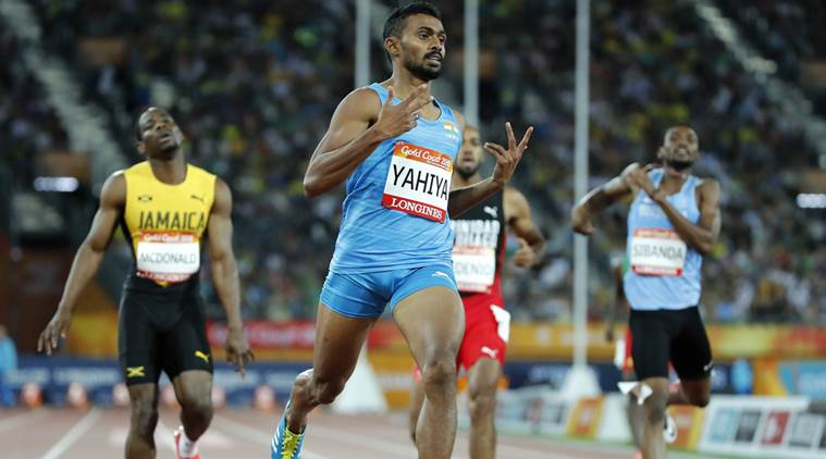 Muhammed Anas,Muhammed Anas India, India Muhammed Anas, Commonwealth Games, CWG 2018, sports news, Indian Express