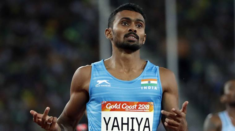 Muhammad Anas, Muhammad Anas India, India Muhammad Anas, Commonwealth games 2018, CWG 2018, Hima Das, sports news, Indian Express