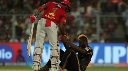 IPL 2018: Andre Russell's injury leaves KKR in a spot of bother