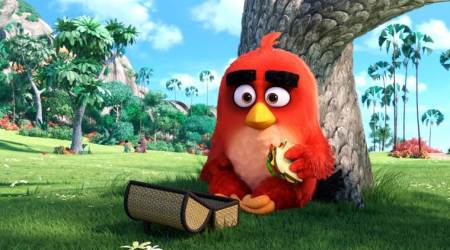 Jason Sudeikis and Josh Gad return for The Angry Birds Movie sequel