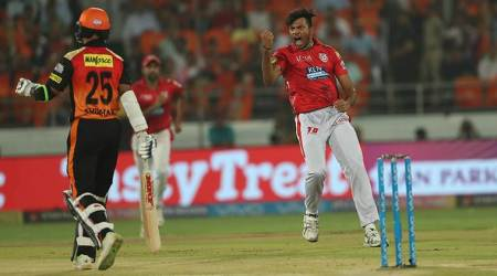 IPL 2018: Ankit Rajpoot takes first five-for of Indian Premier League 11
