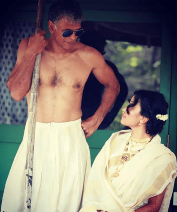 Ankita Konwar milind wedding photo