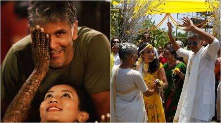 Milind Soman and girlfriend Ankita Konwar all set to tie the knot