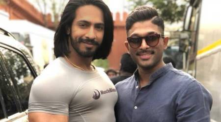 Naa Peru Surya Naa Illu India actor Thakur Anoop Singh on Allu Arjun