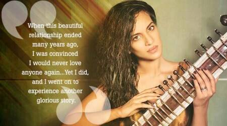 Anoushka Shankar writes a heartfelt note on 'first love' and 'life as a single parent'