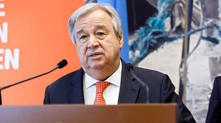 UN chief Antonio Guterres 'saddened' over destruction caused by Kerala flood