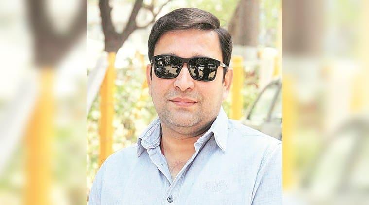 Anuj Chaudhary.