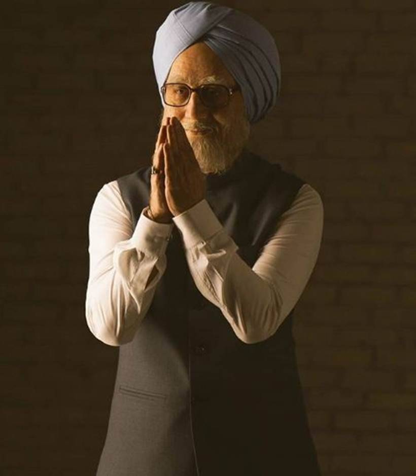 anupam kher in the accidental prime minister