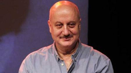 Anupam Kher: An achievement to showcase my work without having a godfather