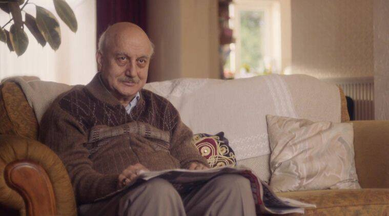 Anupam Kher nominated for Bafta
