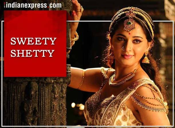 Anushka Shetty real name