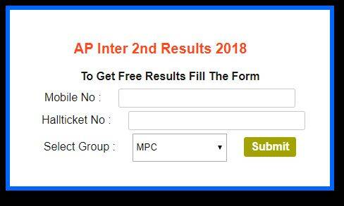 ap inter result, manabadi, intermediate results 2018