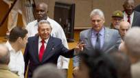 Miguel Mario Diaz-Canel Bermudez, the man who will take over Cuba