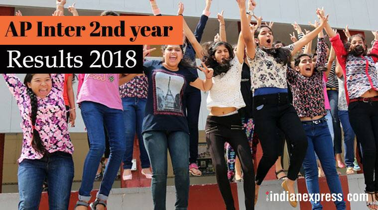 AP Inter 2nd Year Results 2018 for General and Vocational exam announced