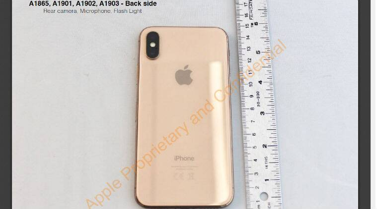 Apple, Apple iPhone X, iPhone X Gold, Apple iPhone X Gold launch, iPhone X gold colour, Apple new iPhone X, FCC