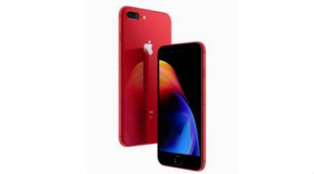 Apple, Apple iPhone Red, iPhone 8 Red, iPhone 8 Red price in India, iPhone 8 Plus Product Red, iPhone 8 Plus Red price in india, iPhone 8 Red colour