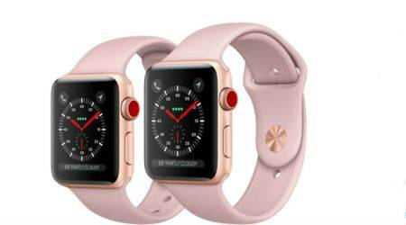 Apple Watch, Apple Watch Series 3, Apple Watch Cellular, Apple Watch with SIM, Apple Watch SIM Airtel, Apple Watch SIM Jio, Apple Watch 3 with Jio SIM, Jio SIM on Apple Watch
